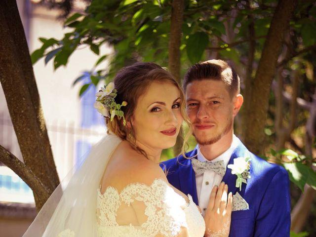 Le mariage de Damien et Marie à Fontienne, Alpes-de-Haute-Provence 25