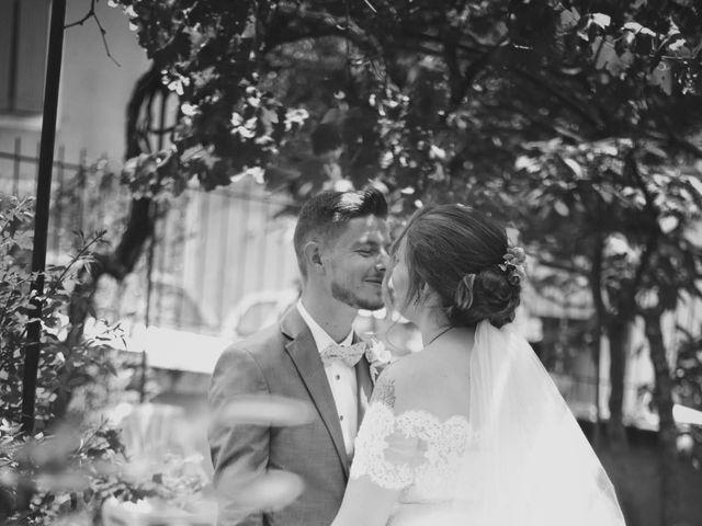 Le mariage de Damien et Marie à Fontienne, Alpes-de-Haute-Provence 26