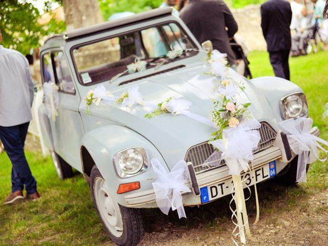Le mariage de Damien et Marie à Fontienne, Alpes-de-Haute-Provence 37