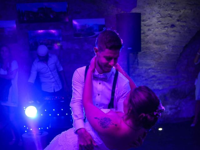 Le mariage de Damien et Marie à Fontienne, Alpes-de-Haute-Provence 64