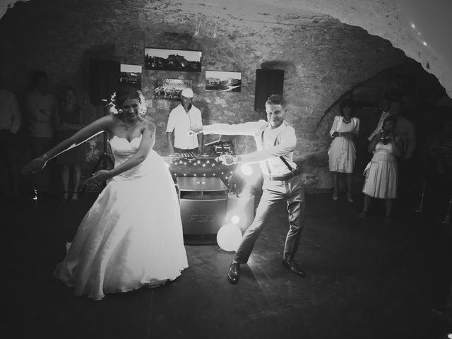 Le mariage de Damien et Marie à Fontienne, Alpes-de-Haute-Provence 66
