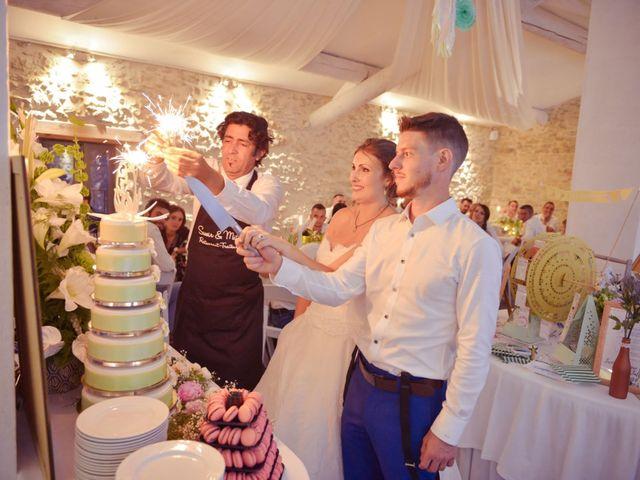 Le mariage de Damien et Marie à Fontienne, Alpes-de-Haute-Provence 68