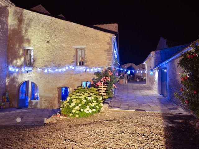 Le mariage de Damien et Marie à Fontienne, Alpes-de-Haute-Provence 69