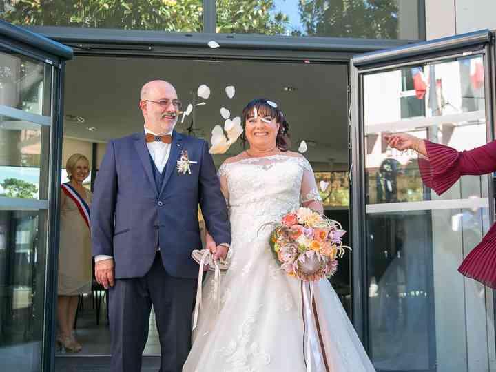 Le mariage de Célia et Jean Marc