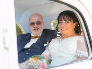 Le mariage de Célia et Jean Marc 2