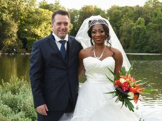Le mariage de Jocelyne et Didier