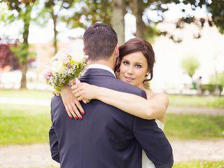 Le mariage de Charlène et Médéric 1