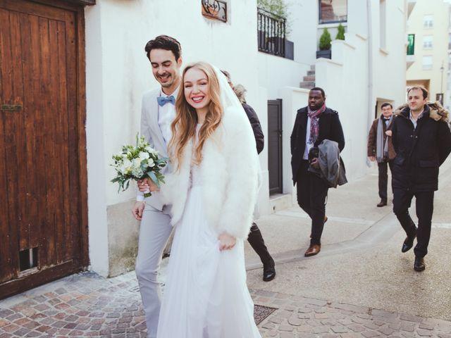 Le mariage de Thierry et Olena à Herblay, Val-d'Oise 20