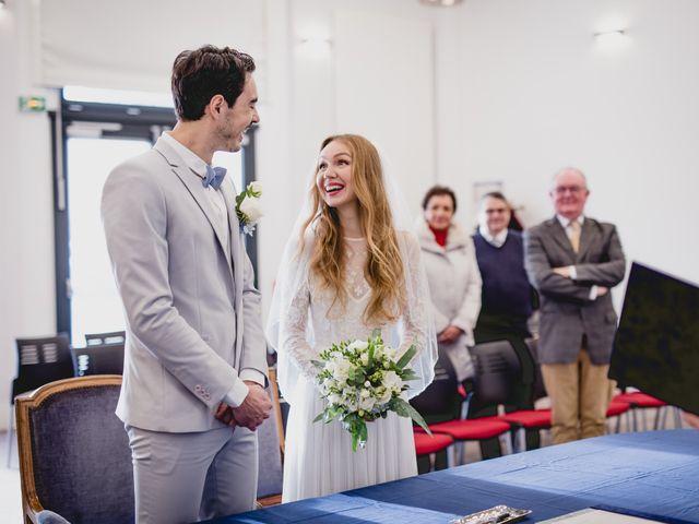 Le mariage de Thierry et Olena à Herblay, Val-d'Oise 24