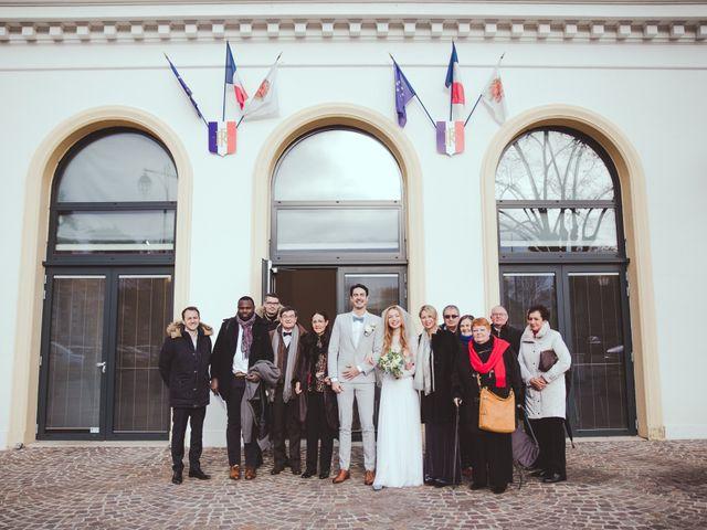 Le mariage de Thierry et Olena à Herblay, Val-d'Oise 27