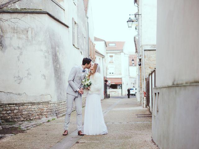Le mariage de Thierry et Olena à Herblay, Val-d'Oise 35
