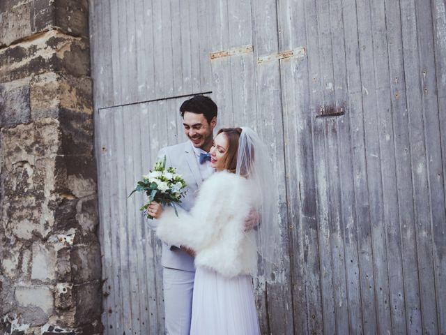 Le mariage de Thierry et Olena à Herblay, Val-d'Oise 40