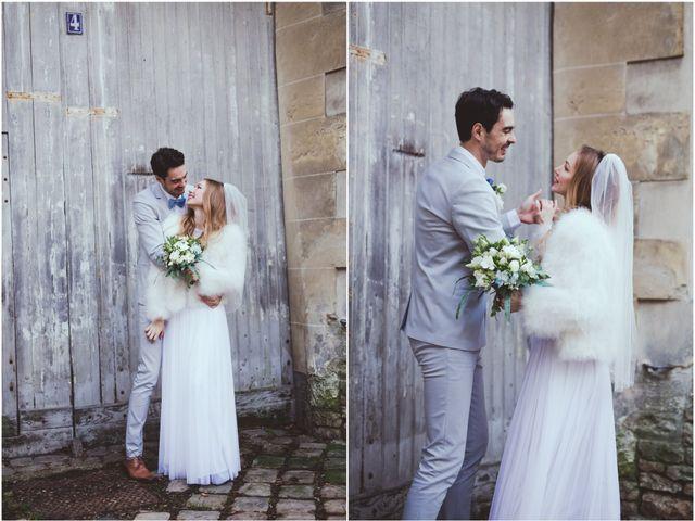 Le mariage de Thierry et Olena à Herblay, Val-d'Oise 41