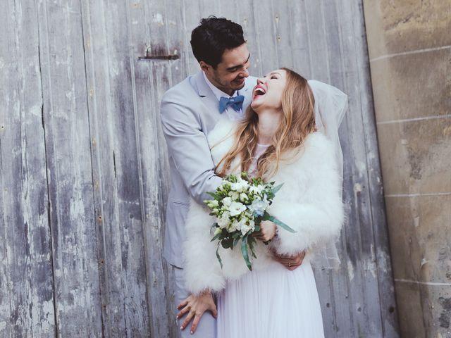 Le mariage de Olena et Thierry