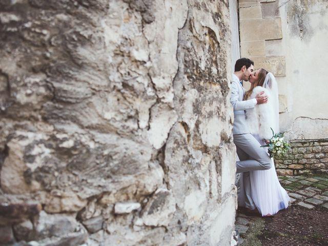 Le mariage de Thierry et Olena à Herblay, Val-d'Oise 43