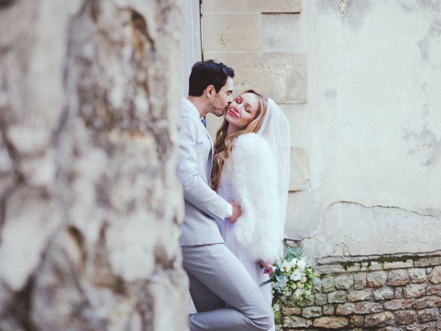 Le mariage de Thierry et Olena à Herblay, Val-d'Oise 44