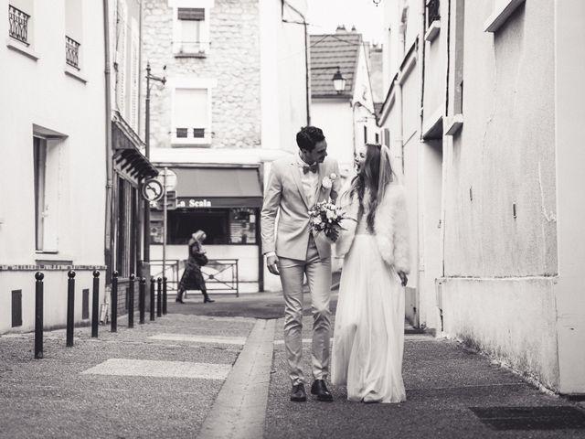 Le mariage de Thierry et Olena à Herblay, Val-d'Oise 46