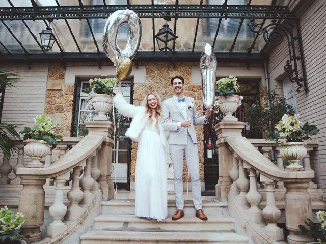 Le mariage de Thierry et Olena à Herblay, Val-d'Oise 52