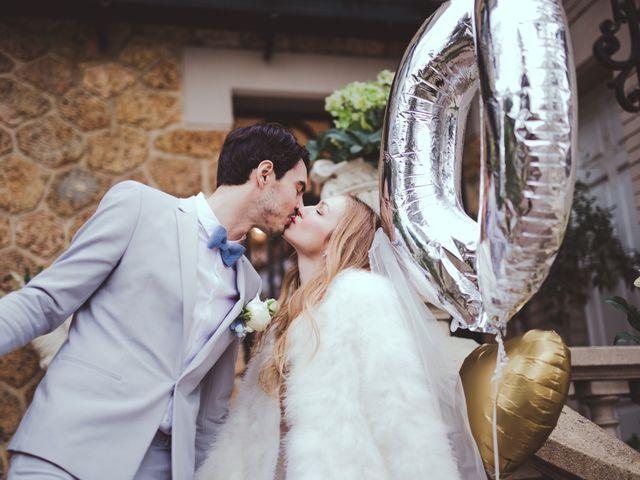Le mariage de Thierry et Olena à Herblay, Val-d'Oise 53