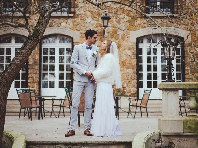 Le mariage de Thierry et Olena à Herblay, Val-d'Oise 57