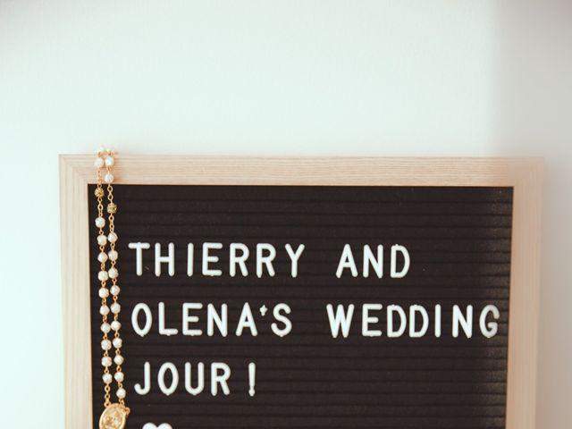Le mariage de Thierry et Olena à Herblay, Val-d'Oise 19