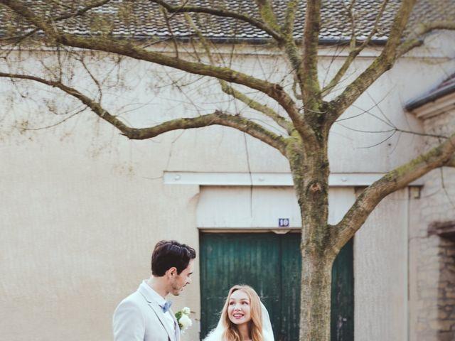 Le mariage de Thierry et Olena à Herblay, Val-d'Oise 21