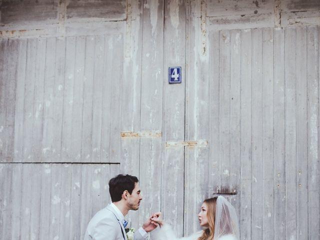 Le mariage de Thierry et Olena à Herblay, Val-d'Oise 28
