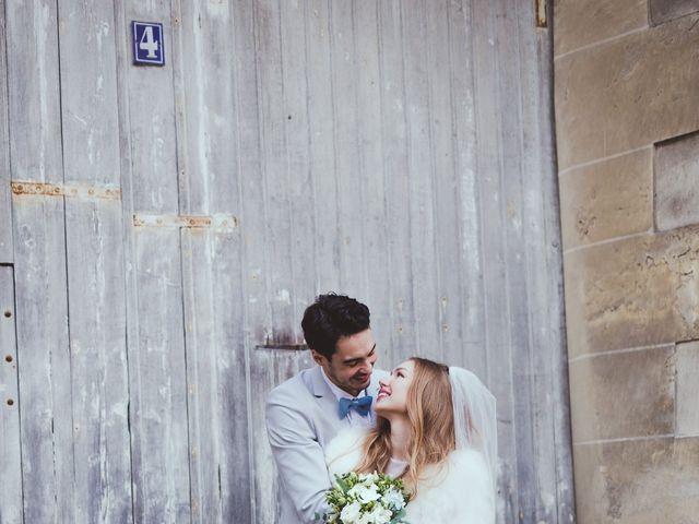 Le mariage de Thierry et Olena à Herblay, Val-d'Oise 31