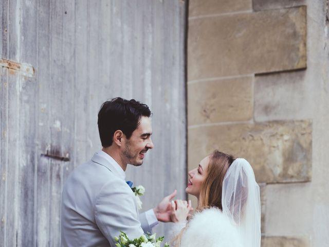 Le mariage de Thierry et Olena à Herblay, Val-d'Oise 32
