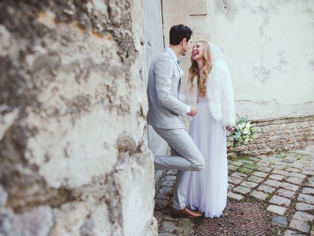 Le mariage de Thierry et Olena à Herblay, Val-d'Oise 34