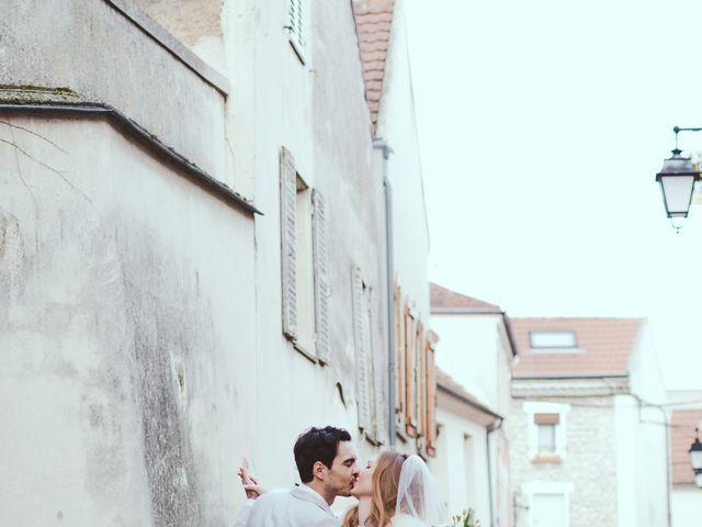 Le mariage de Thierry et Olena à Herblay, Val-d'Oise 36
