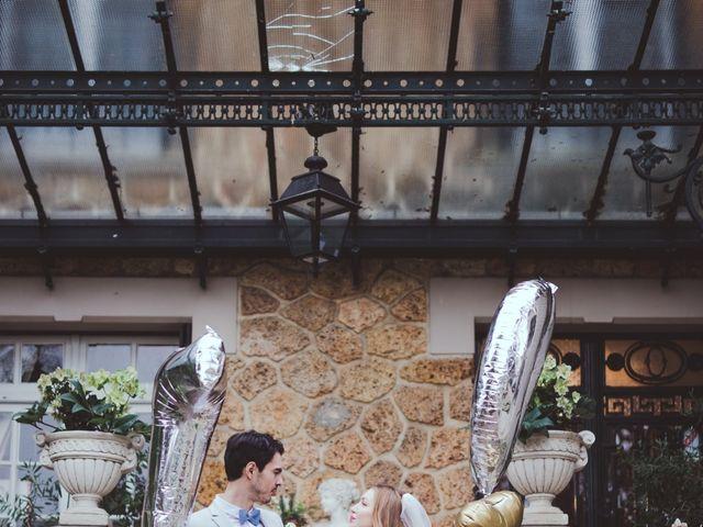 Le mariage de Thierry et Olena à Herblay, Val-d'Oise 59