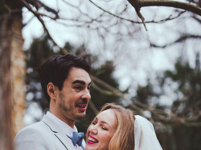 Le mariage de Thierry et Olena à Herblay, Val-d'Oise 62