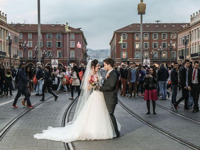 Le mariage de Débora et Benjamin