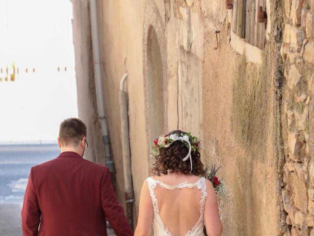 Le mariage de Nicolas et Severine à Nébian, Hérault 20