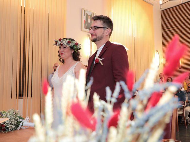Le mariage de Nicolas et Severine à Nébian, Hérault 23