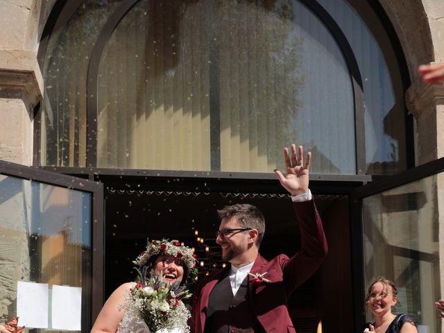 Le mariage de Nicolas et Severine à Nébian, Hérault 26