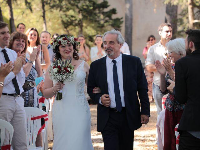 Le mariage de Nicolas et Severine à Nébian, Hérault 31