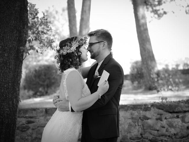 Le mariage de Nicolas et Severine à Nébian, Hérault 34