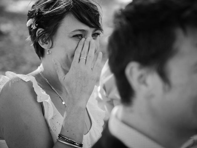 Le mariage de Nicolas et Severine à Nébian, Hérault 36