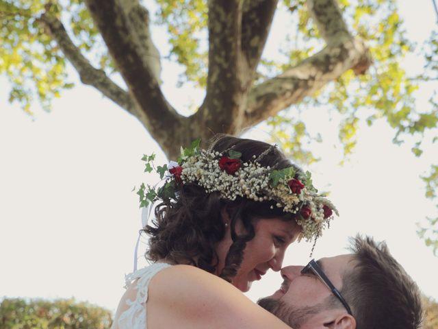 Le mariage de Nicolas et Severine à Nébian, Hérault 45