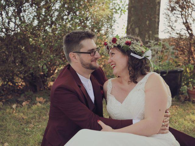 Le mariage de Nicolas et Severine à Nébian, Hérault 49