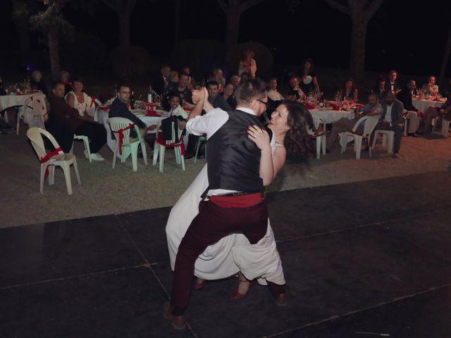 Le mariage de Nicolas et Severine à Nébian, Hérault 73