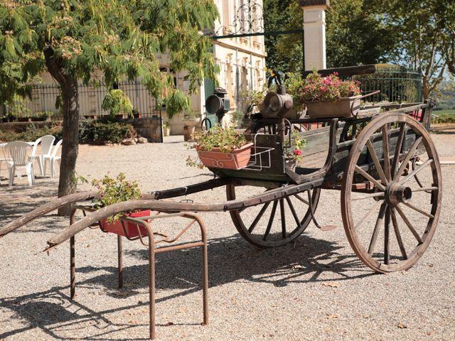 Le mariage de Nicolas et Severine à Nébian, Hérault 78