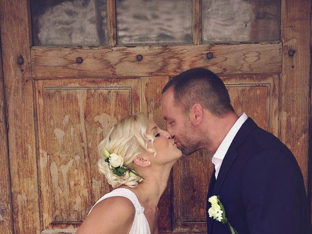 Le mariage de Vincent et Eva à Megève, Haute-Savoie 3