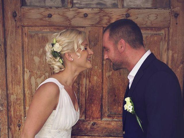 Le mariage de Vincent et Eva à Megève, Haute-Savoie 4