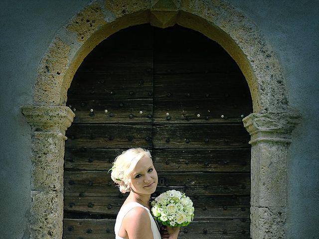 Le mariage de Vincent et Eva à Megève, Haute-Savoie 6