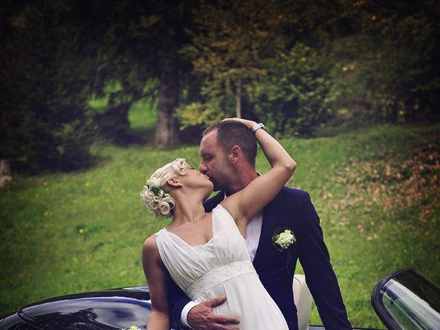 Le mariage de Vincent et Eva à Megève, Haute-Savoie 8