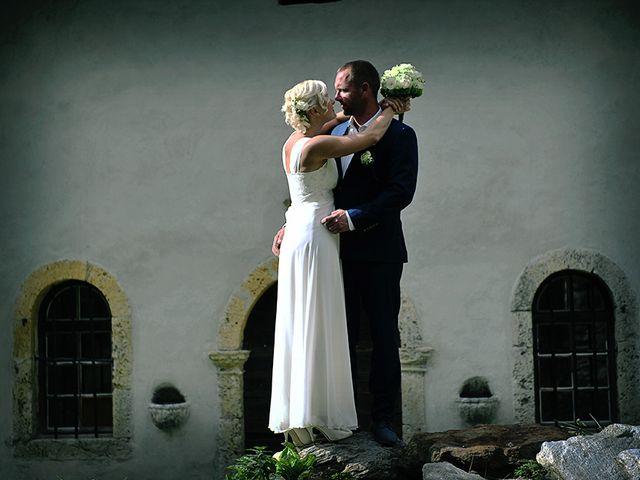 Le mariage de Vincent et Eva à Megève, Haute-Savoie 2