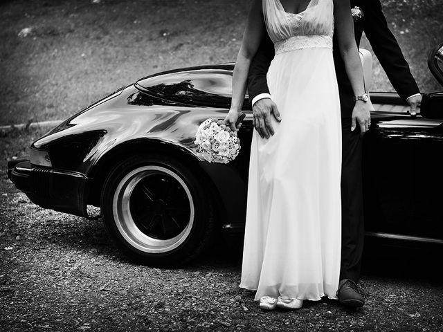 Le mariage de Vincent et Eva à Megève, Haute-Savoie 9